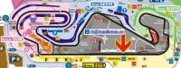 plan circuit GP Catalogne <br />billet d'entrée GOLD MEMBER <br /> Grand Prix Catalunya à Montmelo